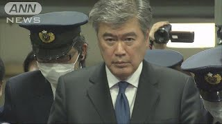財務省の福田次官、無言で・・・対応に批判も変更なし18/04/17