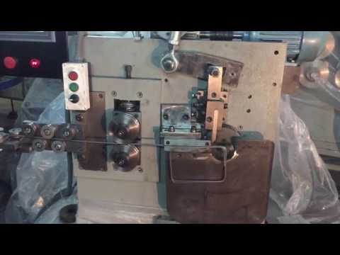 Automatic CNC Bar Bending Machine