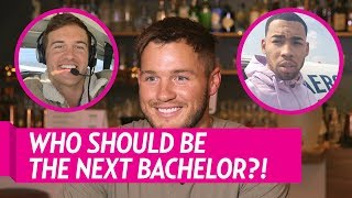 Colton Underwood Gives His Opinion on Who Should be the Next Bachelor