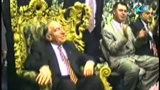 Alparslan Türkeş şarkı Söyledi - İHA Arşivi