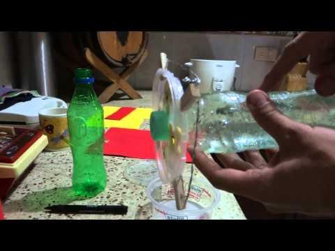 Como hacer un bebedero de colibris Facil y Barato HD