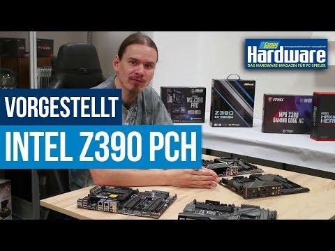 Intel 1151 | Neue Mainboard-Generation mit Z390-PCH