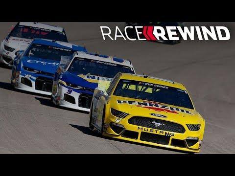 NASCAR ペンゾイル ハイライト動画