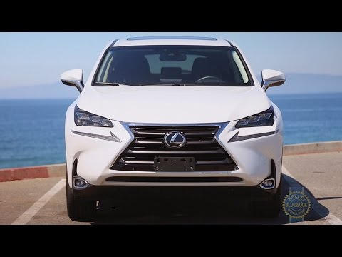 2015 Lexus NX Review - Kelley Blue Book