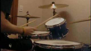 """Marvelous Light"" By Charlie Hall Drum Cover"