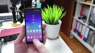 Samsung Galaxy A8 (2018) : Recenzija