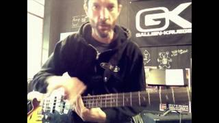 One Mo'Gin - D'angelo Bass Tutorial