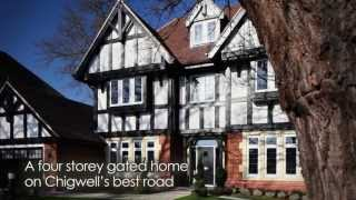 preview picture of video 'New Homes | Oakwood House | Forest Lane | Chigwell | Essex | Banner Homes'