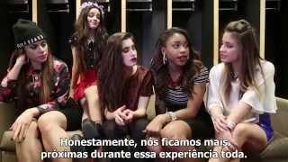 Fifth Harmony Q&A Via Twitter! [TakeOver EP03 Legendado]