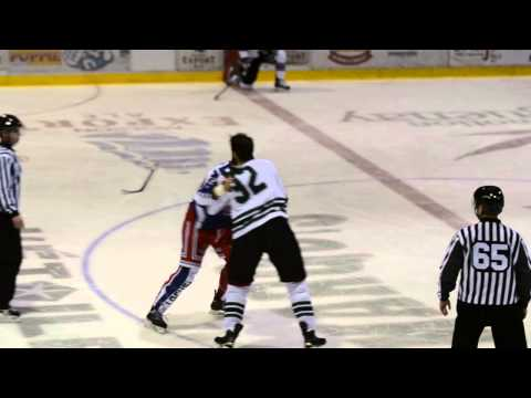 Alex Penner vs. Thomas Bellemare