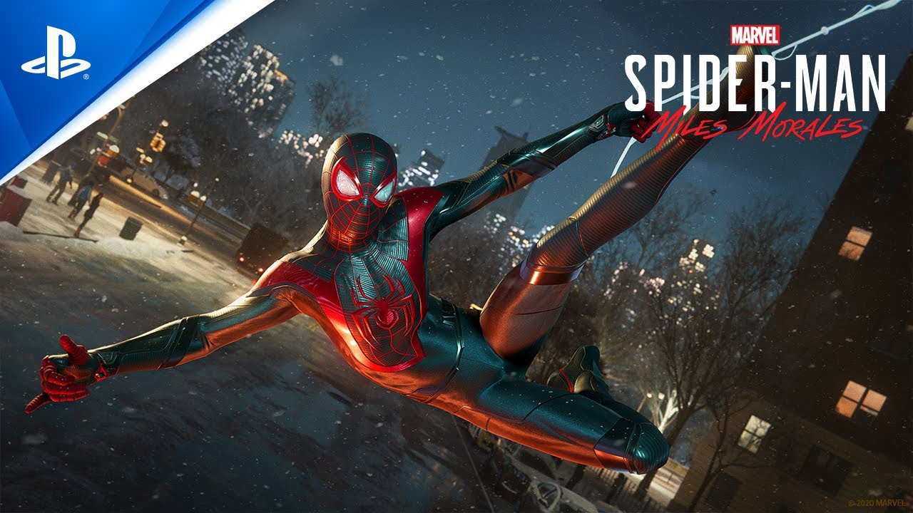 Marvel's Spider-Man: Miles Morales Photo Mode trailer and dev tips detailed