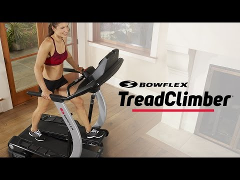 Bowflex TreadClimber - Just Walk to Amazing Results