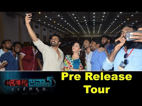 Jawaan Movie Pre Release Tour