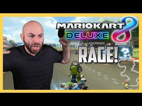 Mario Kart 8 Swiftor Rage Montage (Edited by Teallen1996)