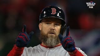 Red Sox rally for two runs in the seventh