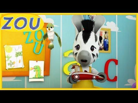 ZOU AVOUE 😔 Zou en Français 🙏 Dessins animés