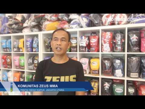 Komunitas Muaythai Zeus MMA