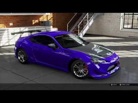 Forza5 BRZ
