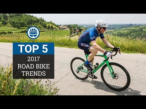 Top 5 – Road Bike Trends 2017