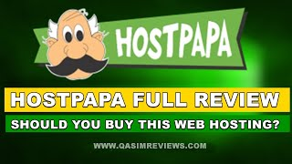 HostPapa Review 2021 - Should You Buy HostPapa Web Hosting in 2021?