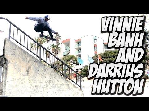 VINNIE BANH & DARRIUS HUTTON DESTROY EVERYTHING !!! - NKA VIDS -