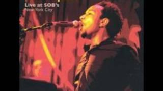 John Legend - The Wrong Way Live at SOB