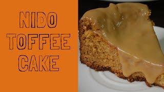 NIDO TOFFEE CAKE