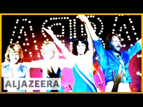 💽 ABBA reunite to record new music for the first time since 1982 | Al Jazeera English