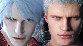 Historia completa de Nero (Devil May Cry 4 y DMC 5)