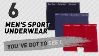 Calvin Klein Mens Sport Underwear // UK New & Popular 2017