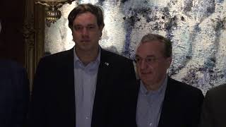 ՀՀ ԱԳ նախարար Զոհրաբ Մնացականյանի հանդիպումը ԵԱՀԿ Մինսկի խմբի համանախագահների հետ
