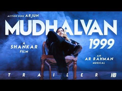 Mudhalvan - Trailer (Tamil) | Arjun | Shankar | A R Rahman | HB Creations