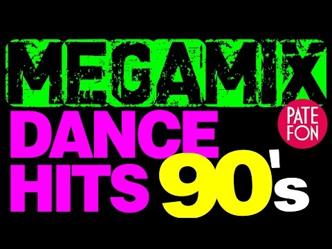 90's MEGAMIX - Dance Hits of the 90s (Various artists)