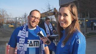 1. FC Magdeburg - 1. FC Heidenheim / FCM Fansession / Fehlt Christian Beck?
