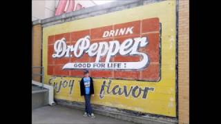 Kid Frosty's taste test at the Dr. Pepper Museum