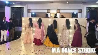 Gud Naal Ishq Mitha | Ek Ladki Ko Dekha Toh Aisa Laga | Wedding Dance Choreography