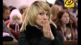 Католики отмечают Крещение Господне
