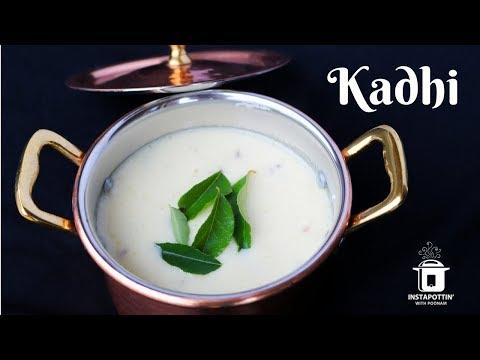 Kadhi (Gujarati) In the Instant Pot | Episode 062