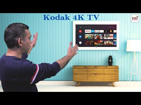 Kodak 4K TV  Review