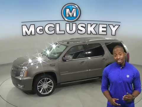 Pre-Owned 2014 Cadillac Escalade Premium
