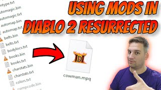 How To Package and Run Diablo 2 Resurrected Mods