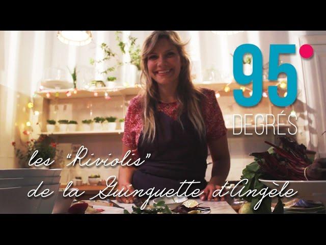 La Guinguette d'Angèle vous présente ses «raviolis» pour 95°