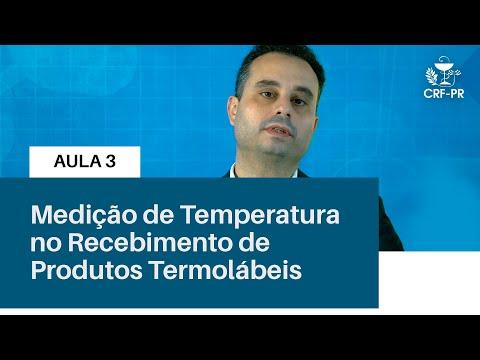 Medição de Temperatura - Aula 3