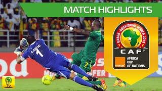 Libya vs Senegal - Orange Africa Cup of Nations, GABON-EQUATORIAL GUINEA 2012