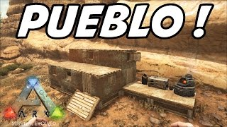 """ARK: Scorched Earth """"Adobe Pueblo House!!"""" E05 (Gameplay / Playthrough)"""