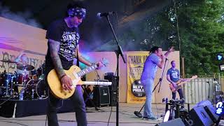 LECOMPT @ PENNYPACK PARK MUSIC FESTIVAL 8/16/17 -  RAMBLE ON