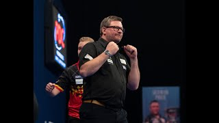 "James Wade on reaching 2020 Grand Slam final: ""I was almost emotional, I thought I'd thrown it away"""