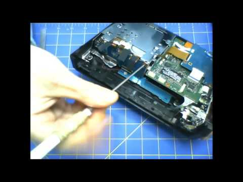 Sony GV-HD700 Tape Drive System Removal in 5 min