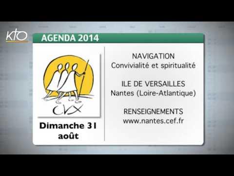 Agenda du 22 août 2014