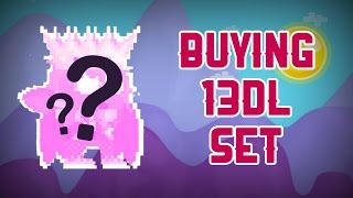 Growtopia - Buying new set! [13DLs]